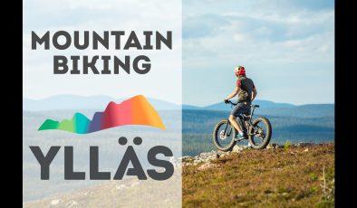Ylläs, Dağ Bisikleti Turizminin Merkezi Olmaya Çalışıyor