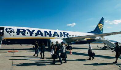 Ryanair uçuş noktalarını arttırıyor