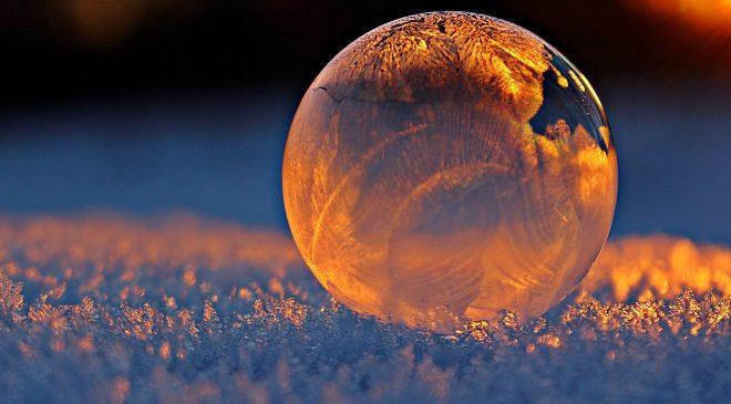 Termometreler dün gece Utsjoki'de -40'ın altını gösterdi