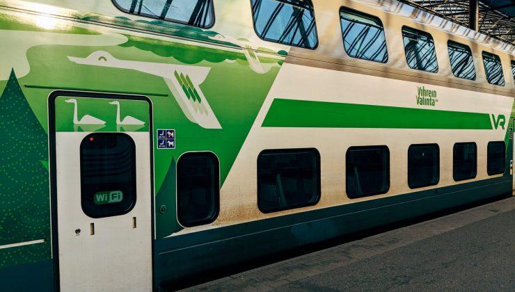 VR kondüktörleri de banliyö trenlerinde ceza kesebilecek