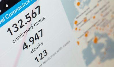 Finlandiya'da koronavirüs salgınında son durum (08.01.2021)