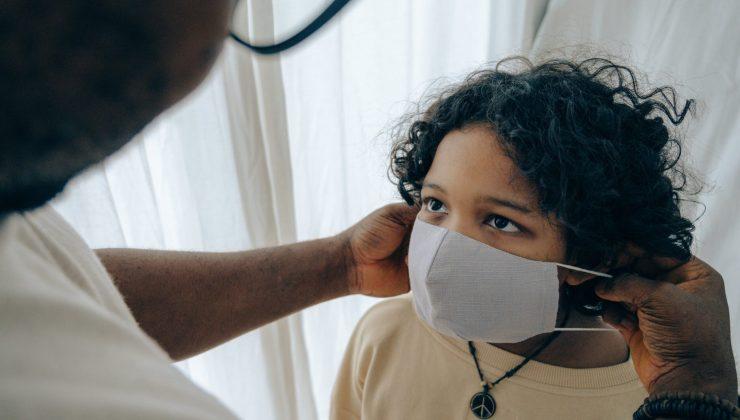 Artık ortaokul öğrencilerinin de maske kullanması tavsiye ediliyor