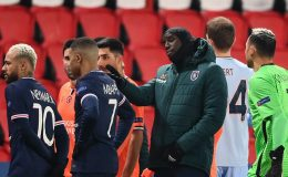 PSG-Başakşehir  maçında yaşanan tatsız olay Fin basınında