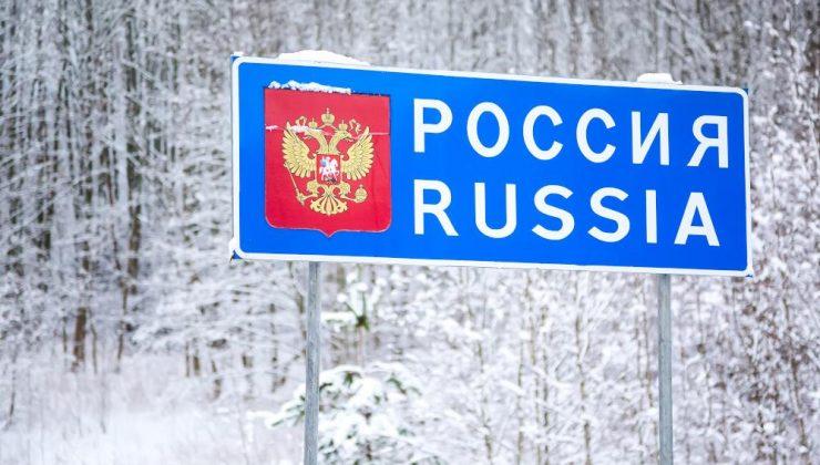 Maceracı öğrenciler Rusya sınırını ihlal ettiler