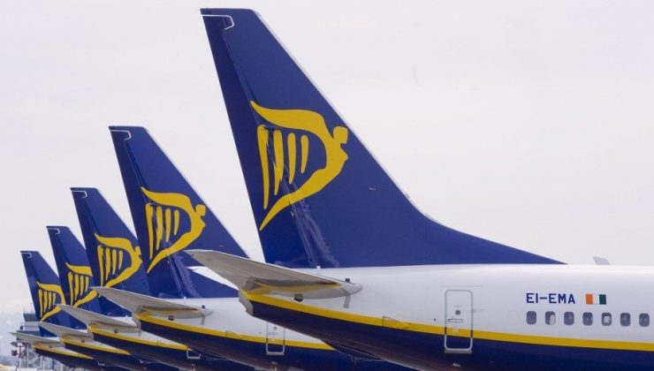 Ryanair Finlandiya uçuşlarına temmuzda başlayacak