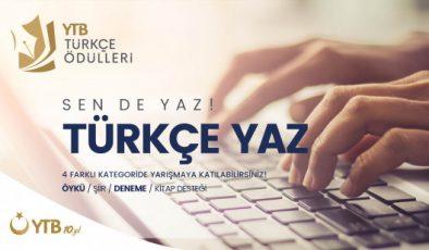 T.C. Kültür ve Turizm Bakanlığından Türkçe Yarışması