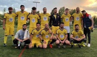 FC Anatolian Kotkat bugün şampiyonluk maçına çıkıyor