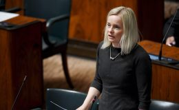 Gerçek Finler hükümetin göç politikalarından rahatsız