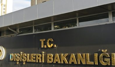 Kriz sonrası Büyükelçiler Dışişleri Bakanlığına gitti