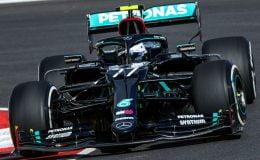 SON DAKİKA! Formula 1 Türkiye'de zafer Fin pilot Valtteri Bottas'ın